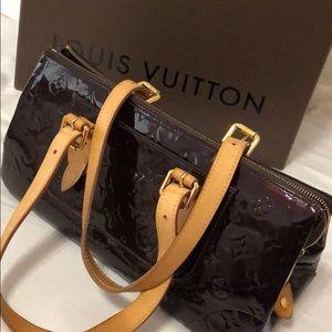 Louis Vuitton LV Monogrammed Shoulder Bag